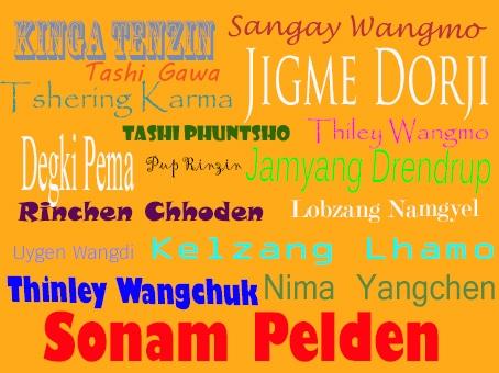 Bhutanese Name
