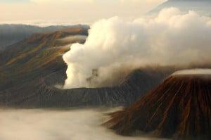 ภูเขาไฟโบโม่ สุราบายา อินโดนีเซีย