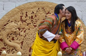 Royal Wedding of Bhutan