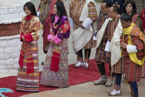 Bhutan Royal Weddings