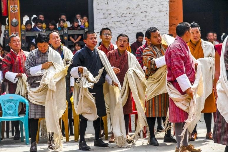 Bhutanese Kabney