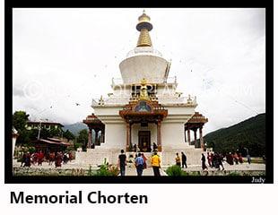 Memorial Chorten