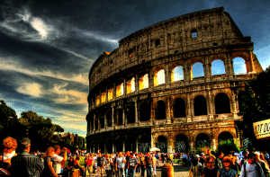Colosseum_HDR_by_rorymac666 ITALI