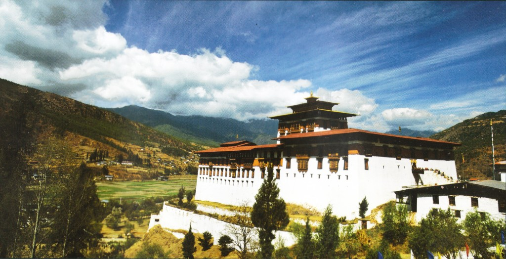 IMG_0005 Paro Dzong