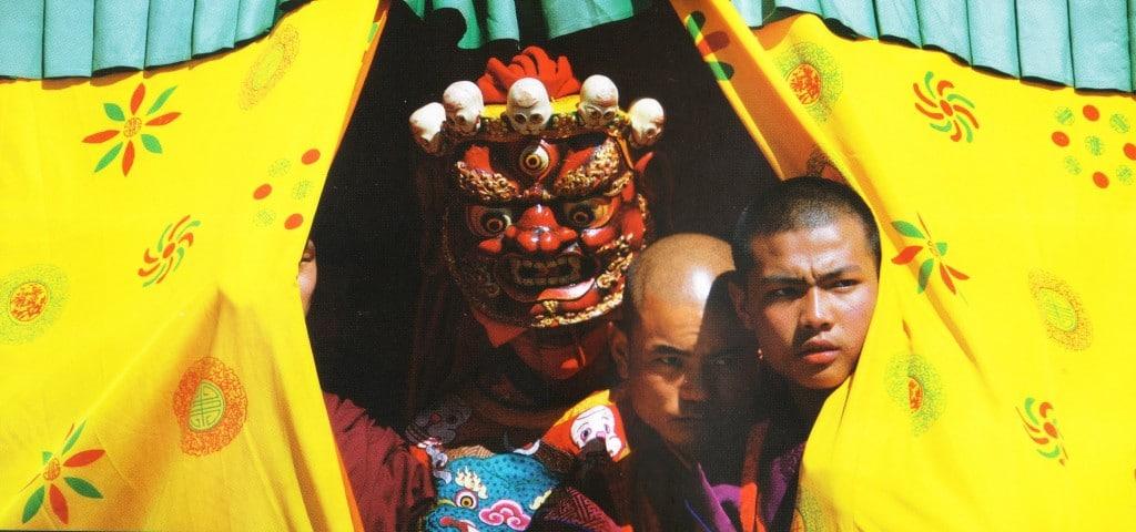 ฺBhutan Paro Tsechu