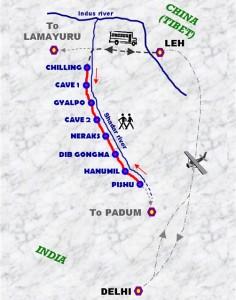 Chadar Trek