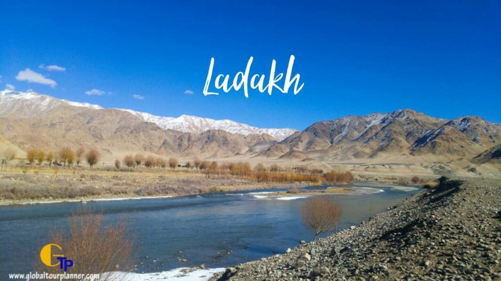 India Ladakh Leh Winter