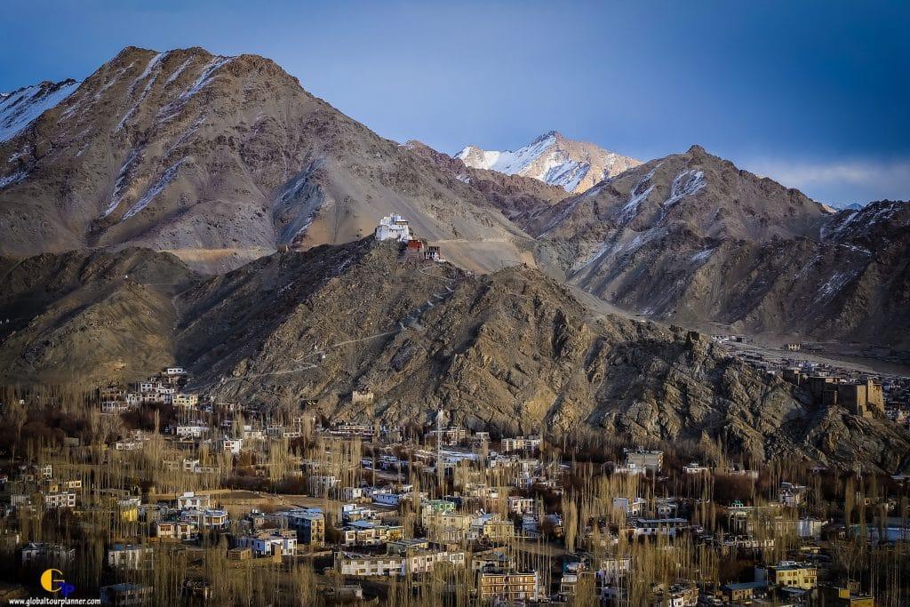 India Ladakh Leh Palace