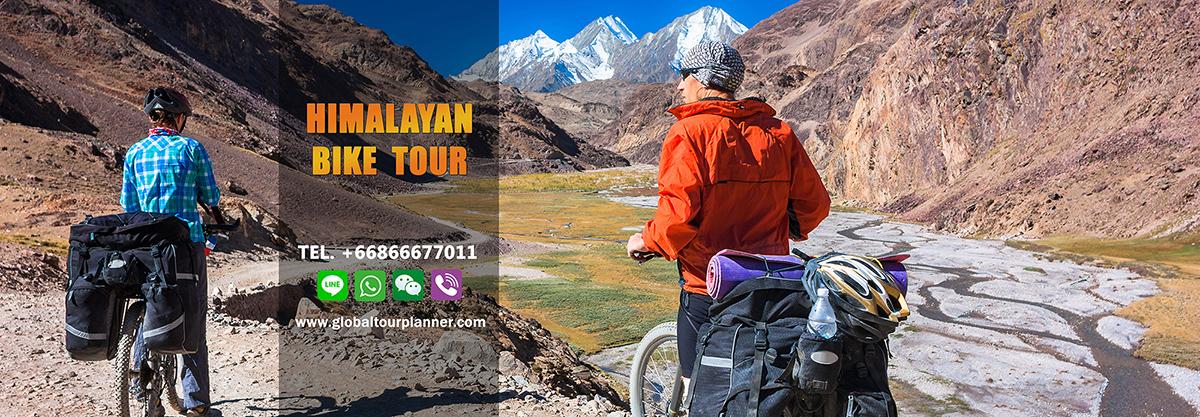 Himalayan Bike Tour in Zanskar - Touring Bike Tour