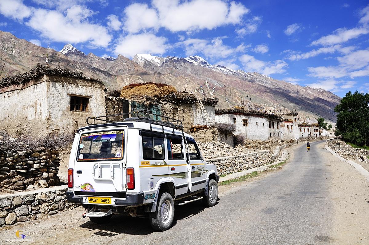 Zankar Sani Village