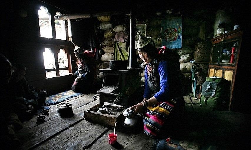 Bhutan Layab Life