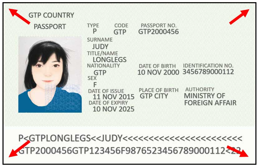 Passport for Bhutan Visa 100 percent covered