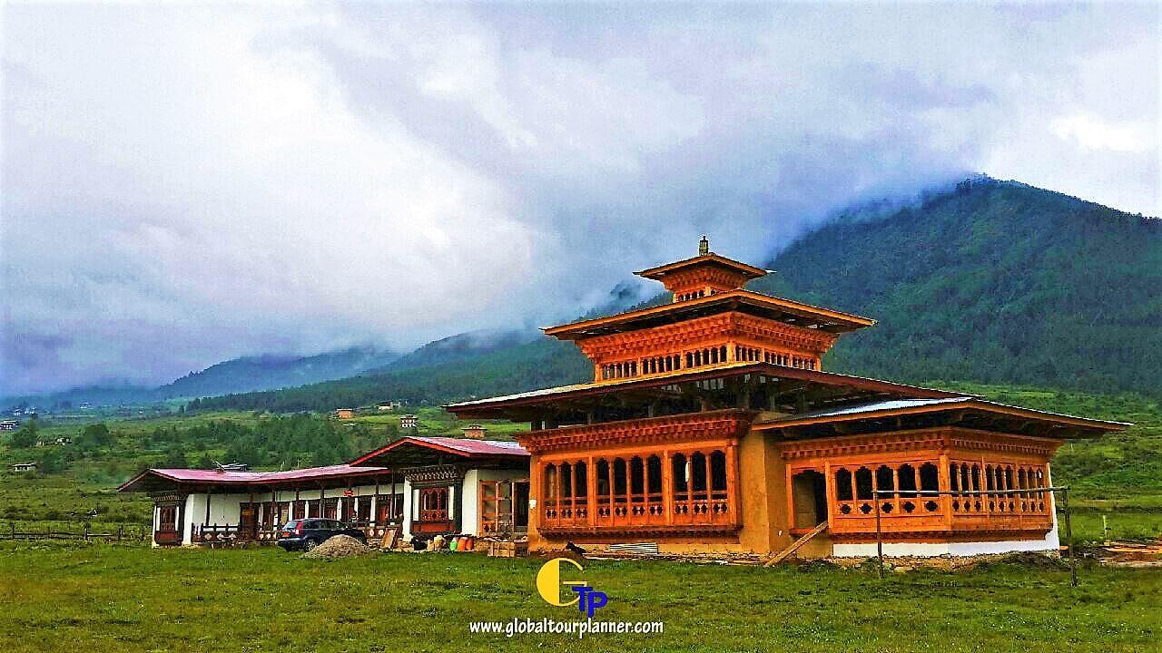 Bhutan Gangtey Phobjikha Valley