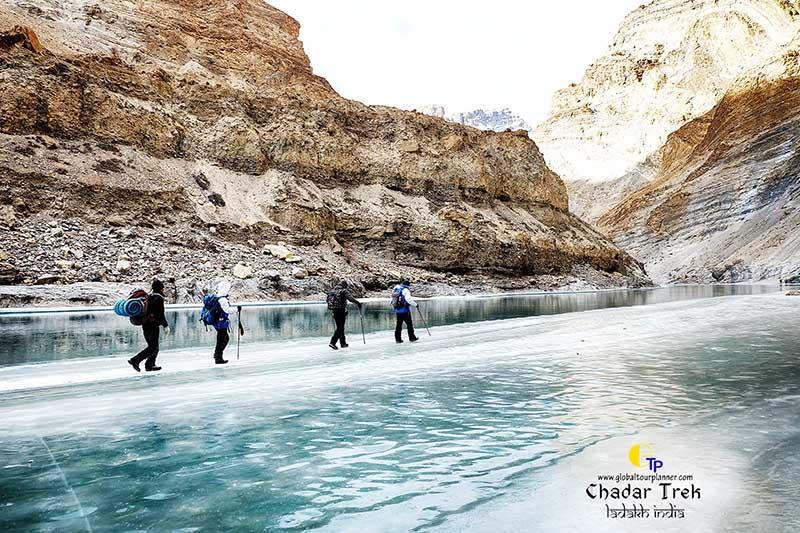 India Ladakh Chadar Trek