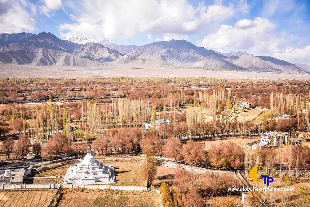 เลห์ ลาดักห์ Leh Ladakh