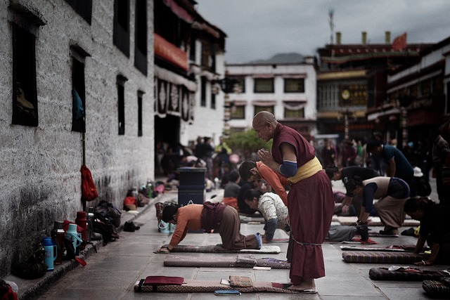 Tibet Lama